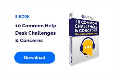 e-book: 10 Common Help Desk Challenges & Concerns