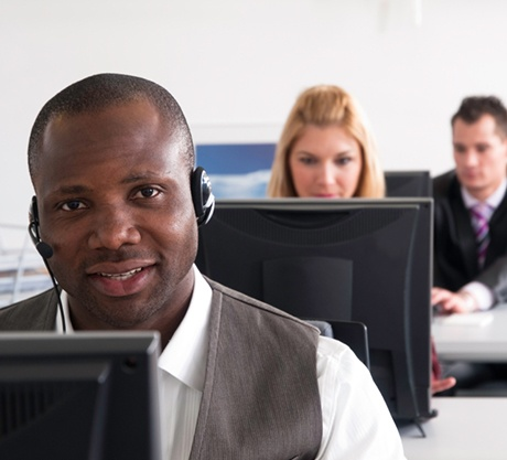 Speak with One of Our Help Desk Experts